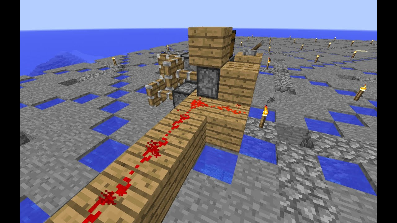 Minecraft Ocean Monument, Part 16: Operating the breadth ...