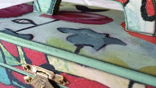 Colorful Life Altered Wooden Box (full Hd)