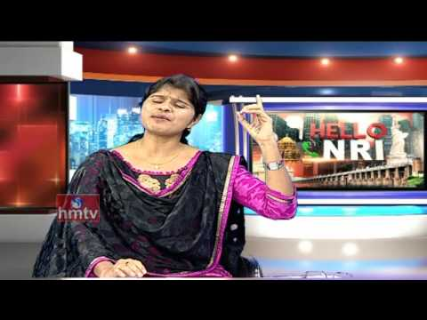 Telangana Folk Singer Swarnakka Exclusive Interview | Hello NRI | HMTV