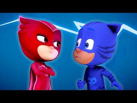PJ Masks Super Pigiamini   Nuovi Episodi 09x10   Cartoni Animati