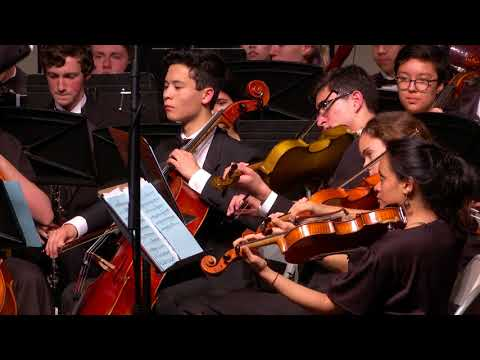 Deep River by Samuel Coleridge-Taylor, arr. by Marshall White