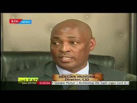 """The Lead 23rd May 2016: KTN News Investigative team trail """"Eleven Hours to Jacob Juma's death"""""""