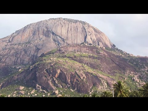 WORLD'S SECOND LARGEST SINGLE MONOLITHIC STONE HILL