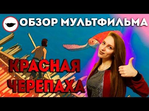 Красная черепаха мультфильм 2017 о чем