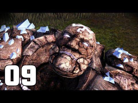 Прохождение Dragon Age: Origins ep. 09 [Голем Шейла]