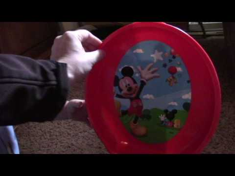 The First Years Disney 3-in-1 Potty System Mickey Mouse