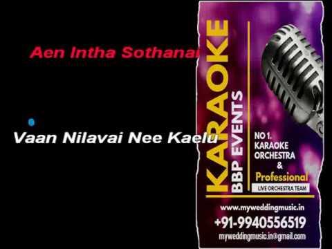 Sundari Kannal Oru Sethi HQ Tamil Video Karaoke