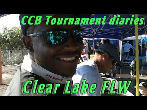Central Coast Bass Tournament diaries w/pros Mark Daniels Jr. Ron Toby. Clear lake FLW.