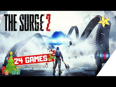 SCI-FI HARDCORE RPG ! [24 Games For Christmas] THE SURGE 2 [PS4][German]