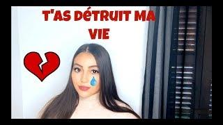 T'as Détruit Ma VIE - Dadju ( cover by Djena della )