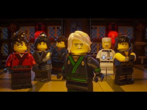 La Lego Ninjago Película - Trailer español (HD)