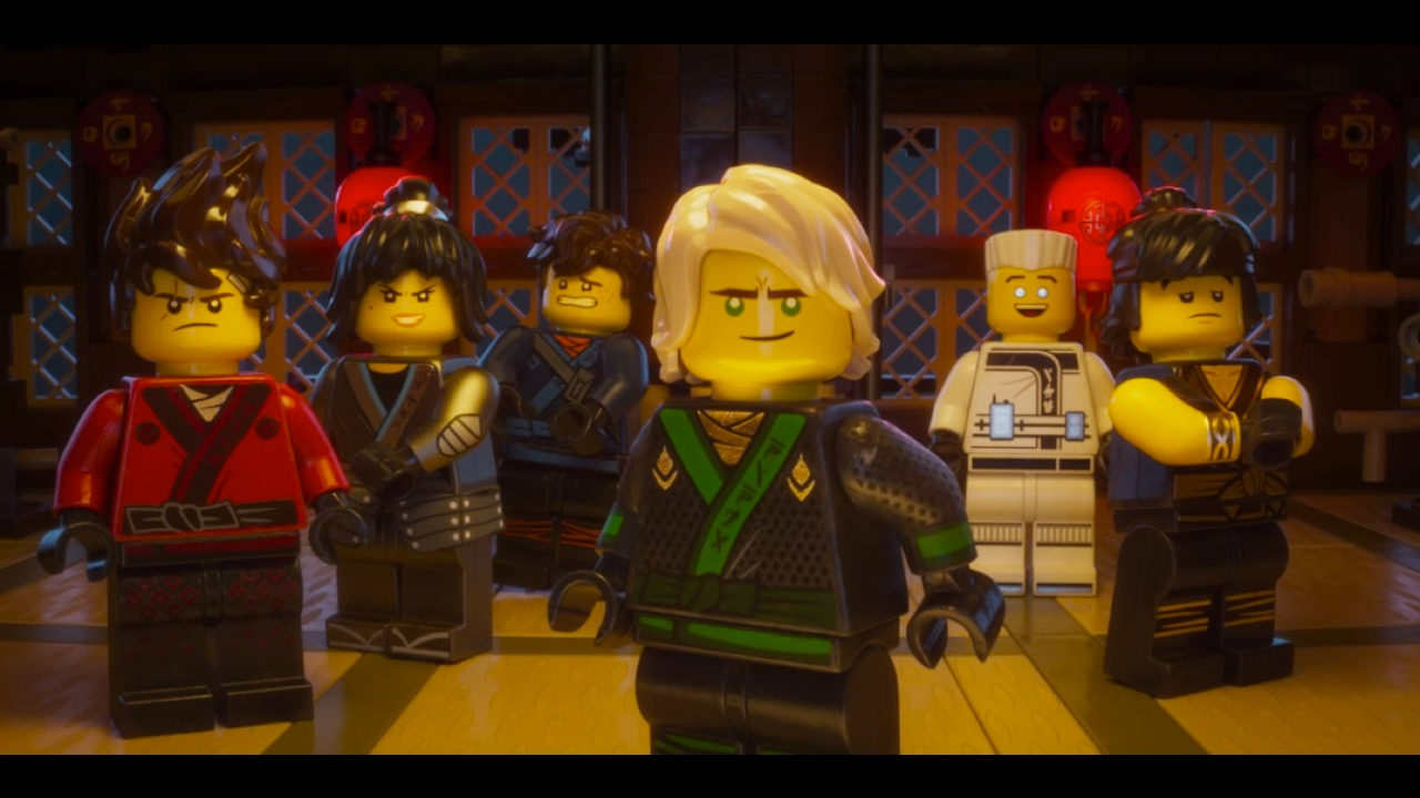 La Lego Ninjago Pelicula Trailer Espanol Hd Youtube