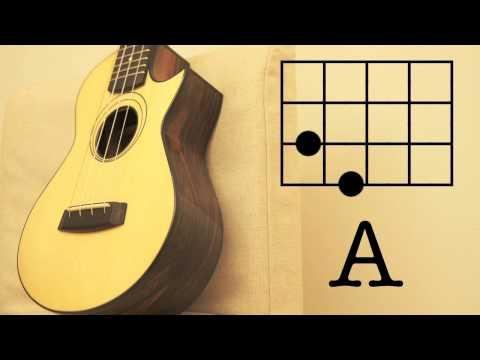 サムシング - ウクレレコード / Something - Ukulele Chords
