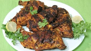 tandoori chicken without oven recipe in malayalam
