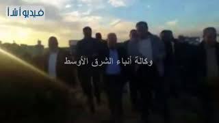 بالفيديو: محافظ بورسعيد خلال تفقده الاعمال الانشائية لمحطة مياه الشرب الجديدة