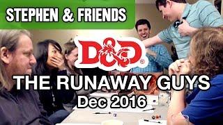 The Runaway Guys Dungeons Dragons