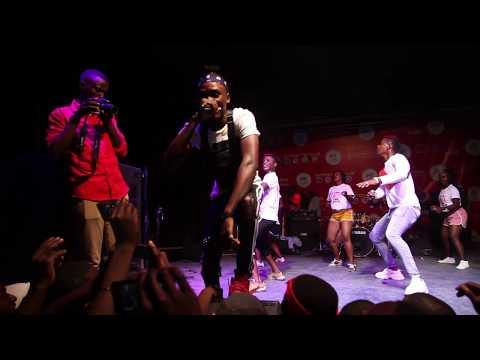 Rich Bizzy Ft DjCent - Bend  Down (Live) @ Komboni RADIO Birthday