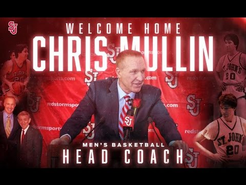 Welcome Home Chris Mullin