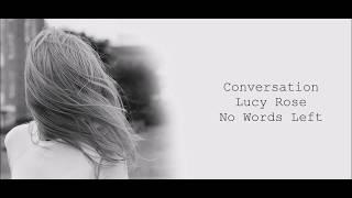 Lucy Rose - Conversation (Lyrics)