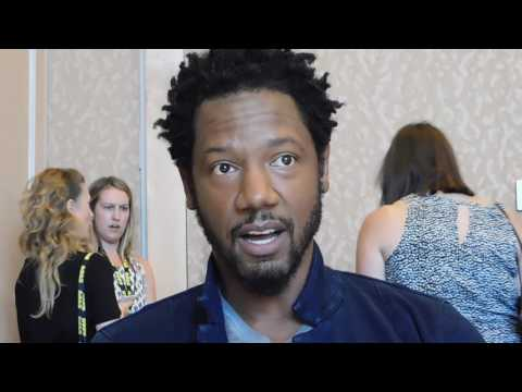 Colony - Tory Kittles Interview - SDCC 2017