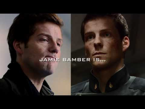 Battlestar Galactica  Jamie Bamber: Secretly British?!