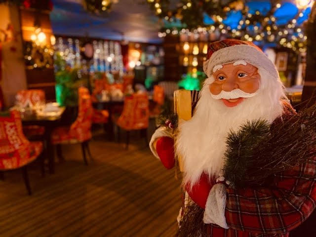 Christmas at The Harbour Marbella - Christmas Commercial - Christmas Promo