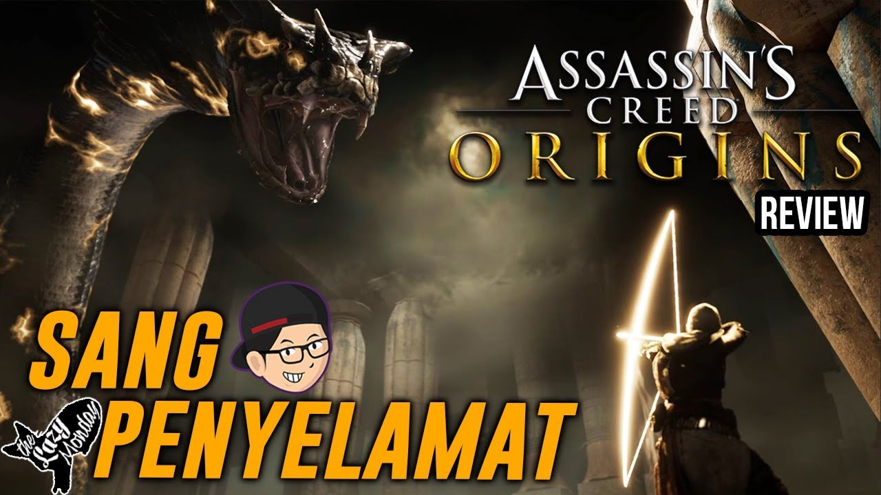 Review Assasin's Creed Origins, DAHSYAT !!! Ini Dia Penyelamat Serial Assasin's Creed – Lazy Review