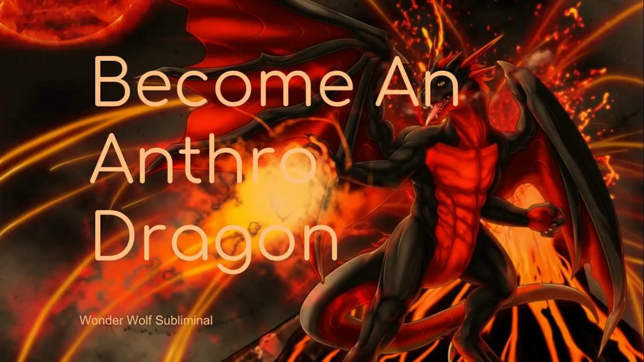 Using anthro dragon