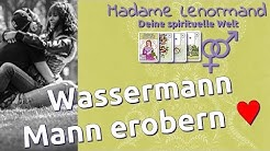 Wassermann Mann erobern - Sternzeichen Wassermann - Liebe & Partnerschaft