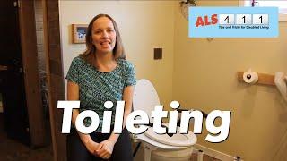 Caregiver Explains Toileting for Disabled Husband