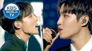 Roy Kim + Kim Jaehwan - A Little Girl | 로이킴 + 김재환 - 소녀 [2018 KBS Song Festival / 2018.12.28]