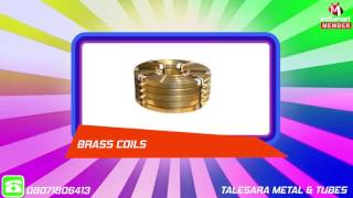 Ferrous & Non Ferrous Metal Products by Talesara Metal & Tubes, Mumbai