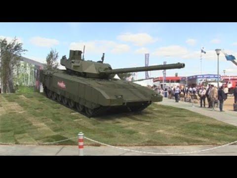 Rusia Muestra Su Nuevo Armamento Al Mundo