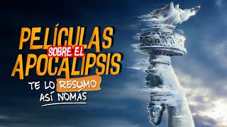3 Peliculas de Cine Catastrofe | Te Lo Resumo Así Nomás