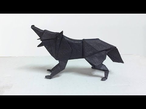 How to Make an Origami Wolf | LoveToKnow | 360x480