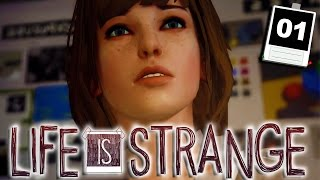Life is Strange #01 : LA FILLE DU TEMPS !