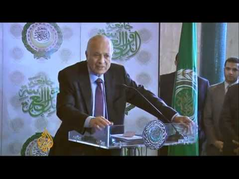 Syria signs Arab League peace deal