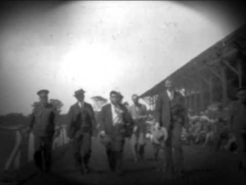 El Estadio Nacional: Llegada de Charles Lindbergh