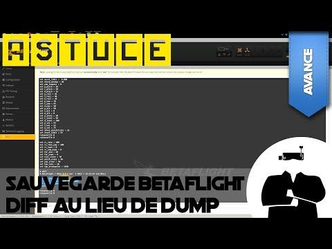 3 astuces CLI betaflight   Astuce   WaF - Culture FPV