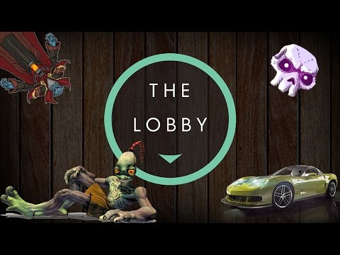 The Crew, Oddworld: New n' Tasty, Crypt of the NecroDancer - The Lobby [Full Episode]