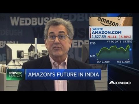 Here's why India is a huge threat for Amazon and Walmart