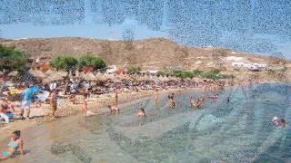 Paradise and Super Paradise beaches - Mykonos