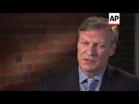 US contender for envoy to UK: EU anti-American