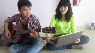 Dừng Một Ngày Để Yêu Guitar Cover - Ly Trần ft. Anh Huy