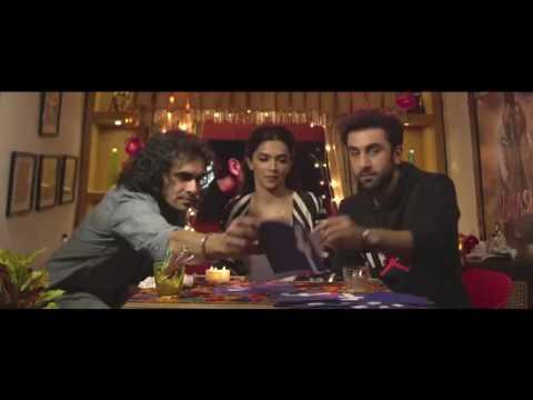 Ranbir, Deepika and Imtiaz Play Heads Up