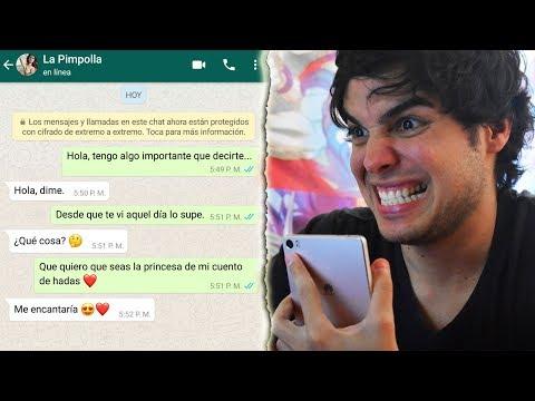 Cómo enamorar a una mujer por WhatsApp