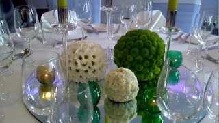 Blomster Designs at Woodlands Park Hotel wedding show