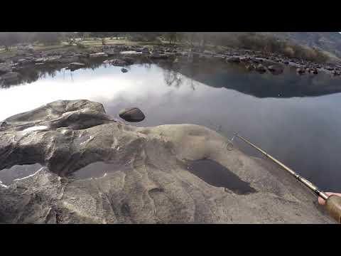 Trout Fishing Lower Kings River Below Dam