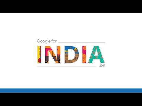 Google For India 2017 Livestream
