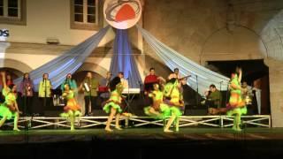 Venezuelan folk dance: Tambor Veleño